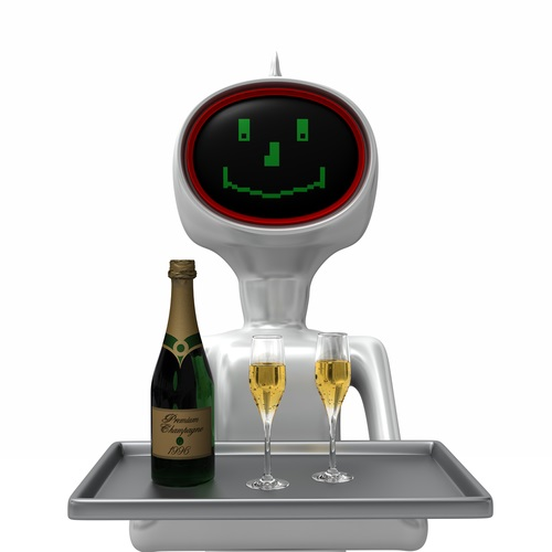 Robotic waiters